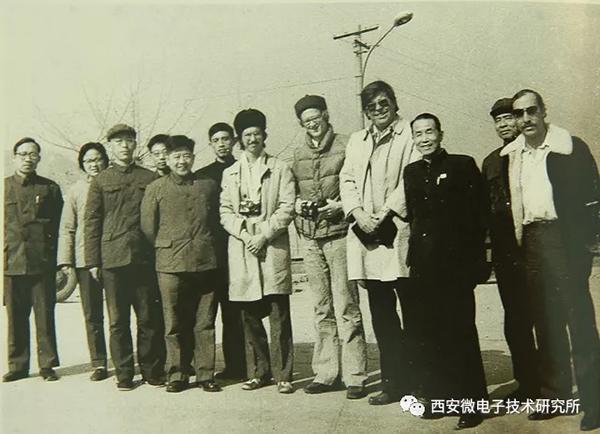忆中国集成电路发展的引领者黄敞:为国家做事