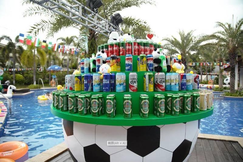 足球+啤酒 青岛啤酒引爆2018足球狂欢盛宴