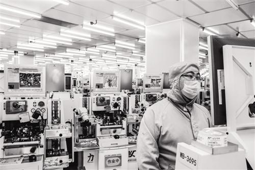 """人才紧缺加剧""""缺芯""""问题 集成电路产业薪资竞争力弱成"""