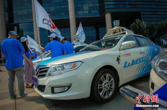 信息技术和汽车行业的融合产生了Smart EV电动汽车