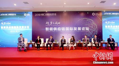 雪松控股张劲:智能供应链将助力中国产业崛起