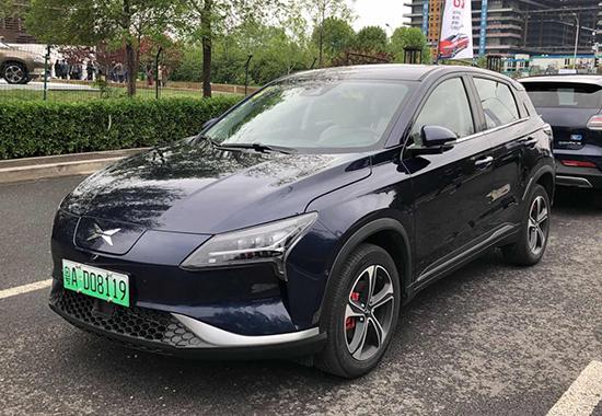 """4月23日,被定位为""""年轻人的高智能互联网汽车""""的小鹏汽车首款量产"""