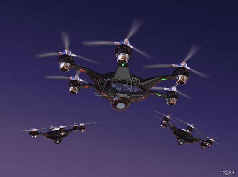 中国电信携手华为成功完成5G无人机首飞试验