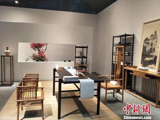 东莞国际名家具展原创设计推动家具业新潮流