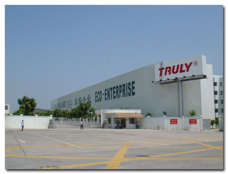 TFT-LCD5开建 信利国际(00732)发展高端车载