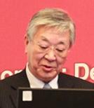 日立公司总裁、执行役社长中西宏明