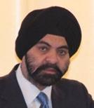 万事达卡国际组织总裁彭安杰