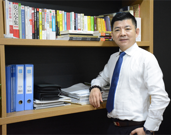 李蔼崧:避开同质化竞争 巧攻福州市场