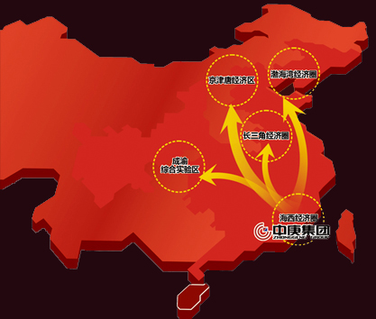 中庚集团,中国最具综合开发实力地产企业