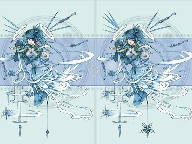 小游戏:魔法七精灵