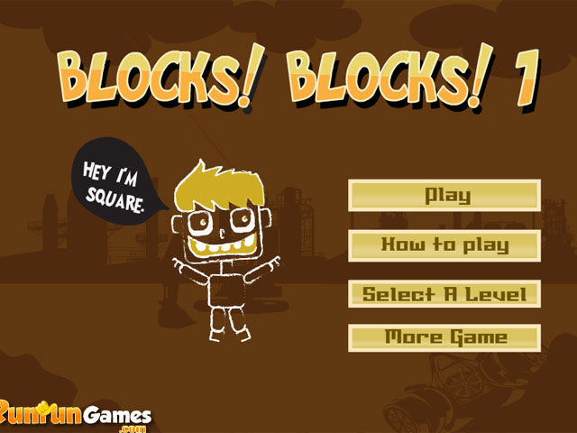 小游戏:方块方块1