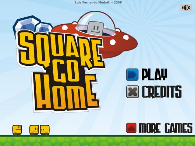 小游戏:方块人回家