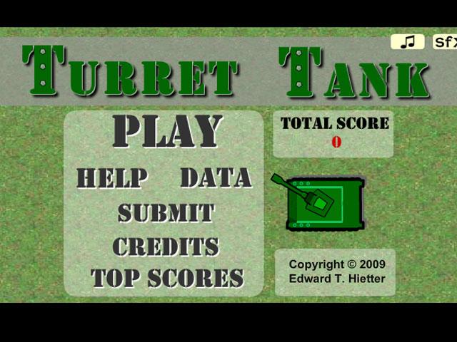 小游戏:坦克解迷阵