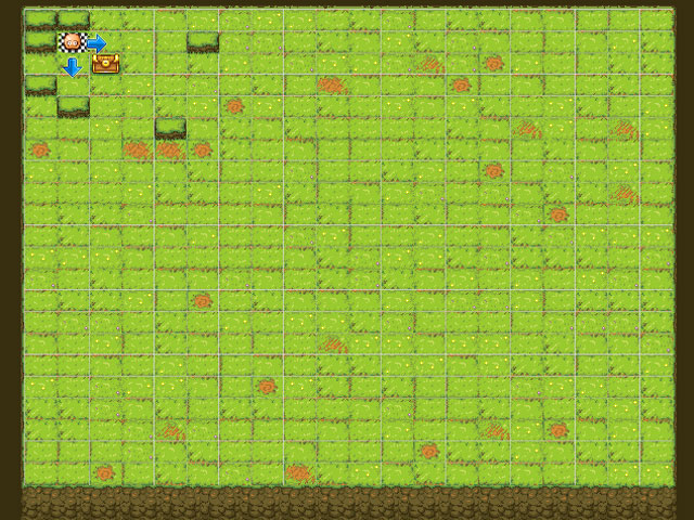 小游戏:小圆球寻宝