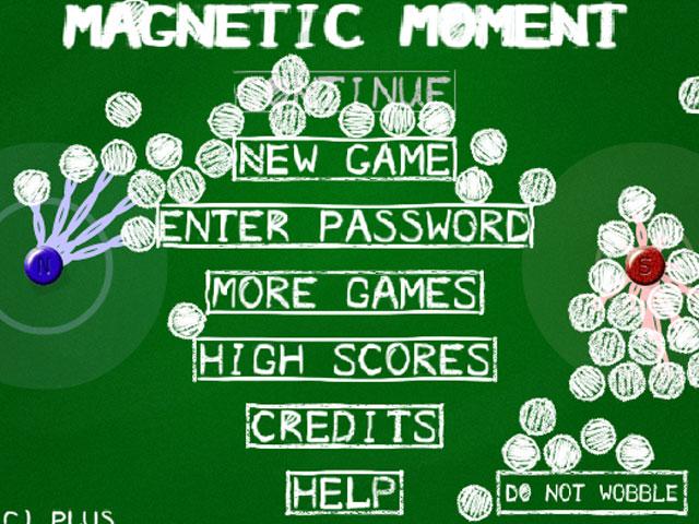 小游戏:物理磁矩