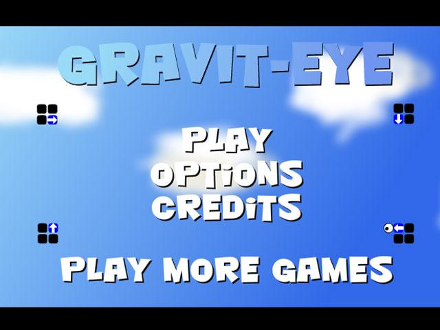 小游戏:重力眼闯关