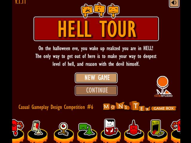 小游戏:地狱之旅