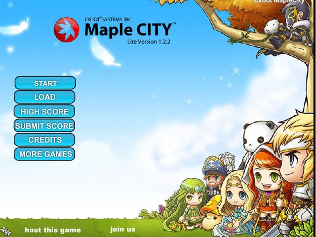 小游戏:枫之谷