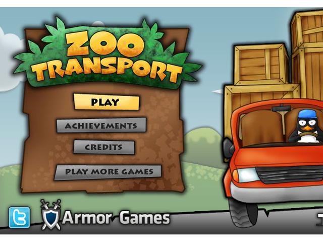 小游戏:动物运输