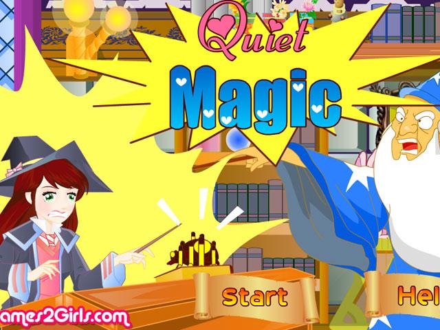 小游戏:魔法学徒