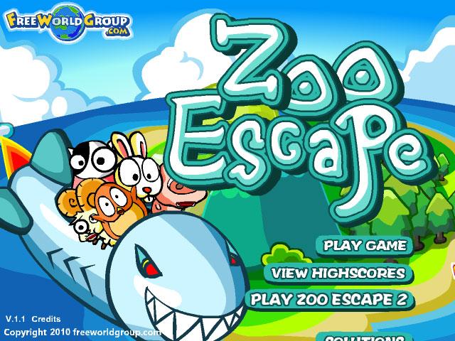 逃离动物园