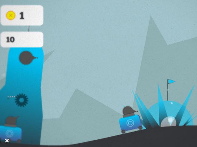 小游戏:红蓝坦克