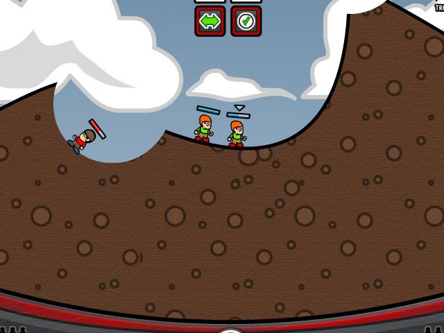 小游戏:机动部队2