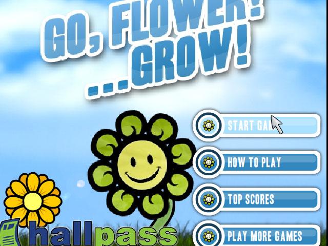 小游戏:花儿朵朵