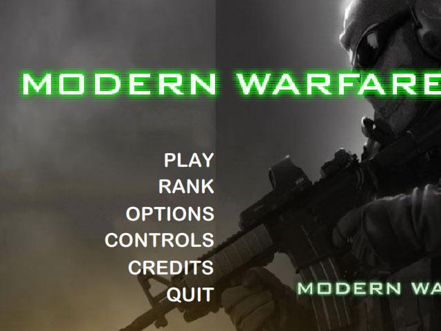 小游戏:现代战争2d