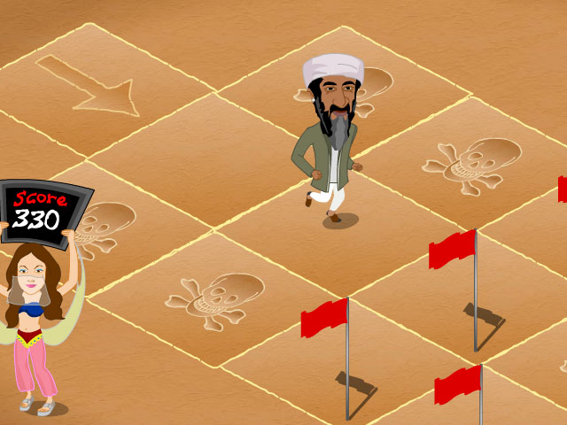 小游戏:塔利班运动会