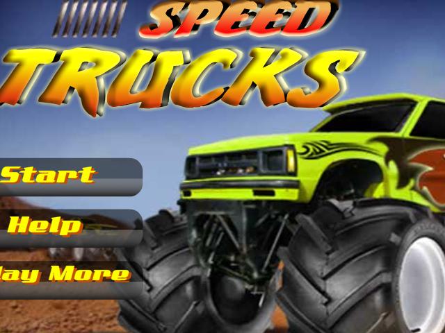 小游戏:卡车竞赛