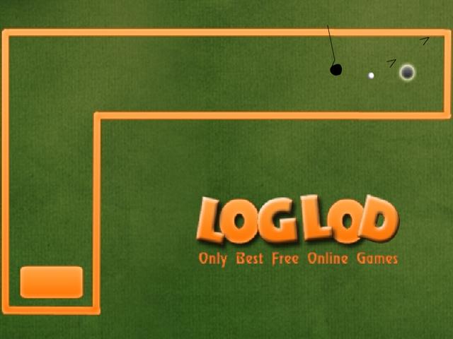 小游戏:桌上高尔夫