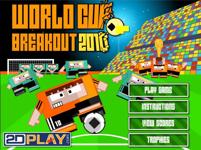 小游戏:方头世界杯
