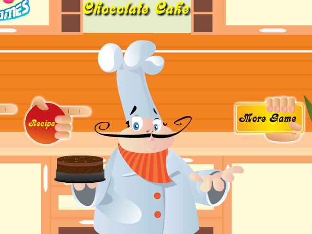 小游戏:巧克力蛋糕