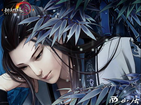 《剑网3》八月激情 新壁纸澎湃来袭