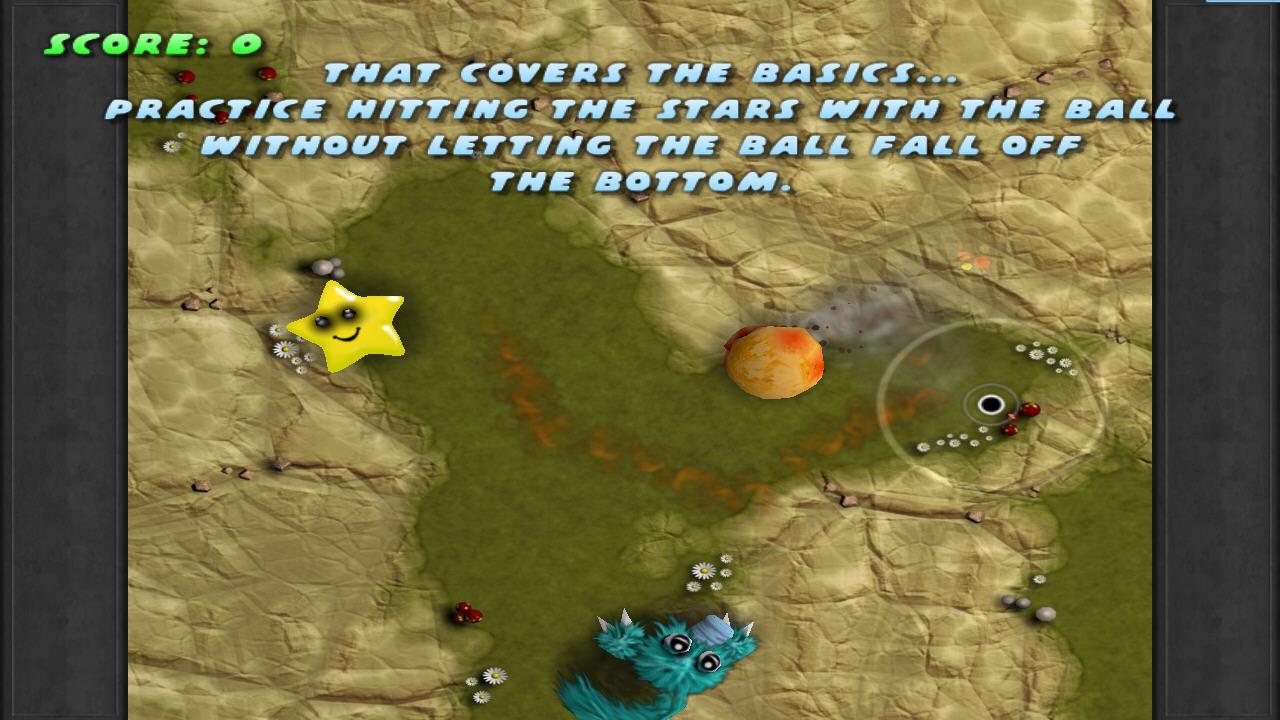 本作为网络收集,仅供玩家试玩,请于下载后24小时内删除,如若喜欢,请购买正版游戏。 Hoshi是一个在热带小岛生活的蓝色小毛人。不过最近它们的小岛遭受了一些异生物的入侵,为了维护极乐岛的和平宁静,Hoshi和它的朋友们使用决定进行反击,在极乐岛的大冒险开始了!