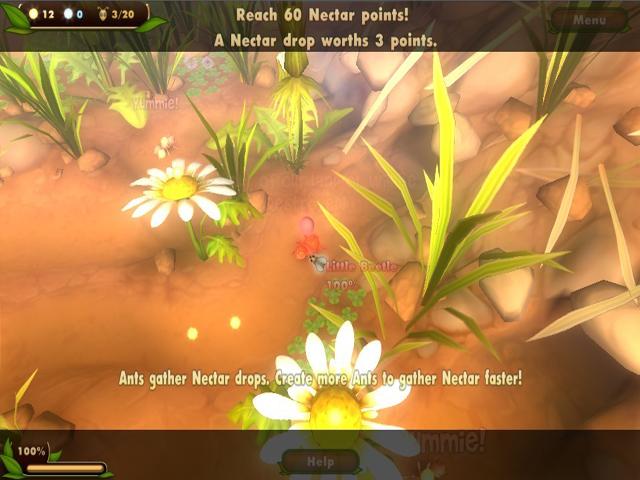 蚂蚁大作战游戏图片 休闲模拟游戏 虫虫大作战 试玩