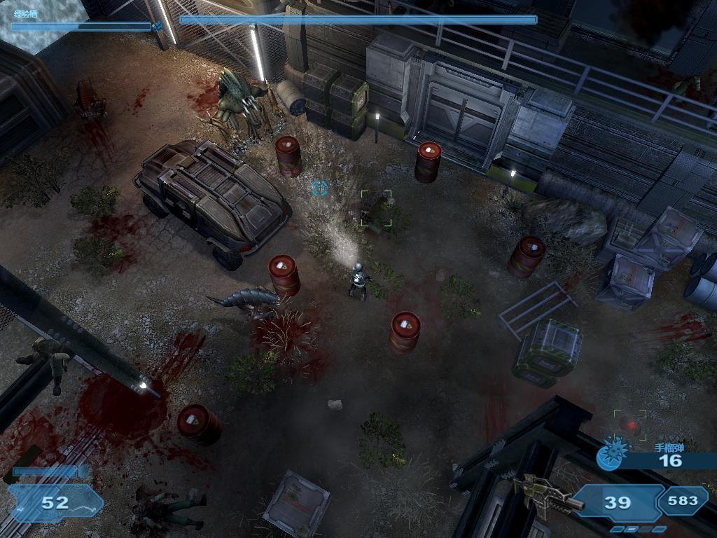 射击游戏《阴影地带之幸存者》试玩