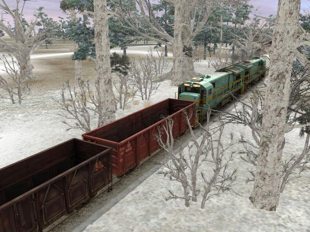 CrimsonRain.Com Trainz Simulator 2010: Engineers Edition 模擬火車2010:工程師版