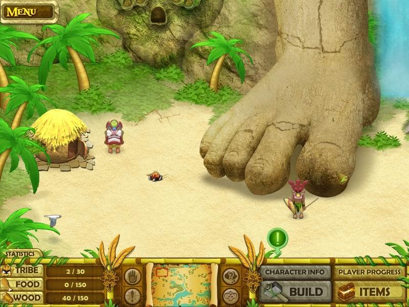 休闲模拟游戏《逃离天堂岛2》试玩