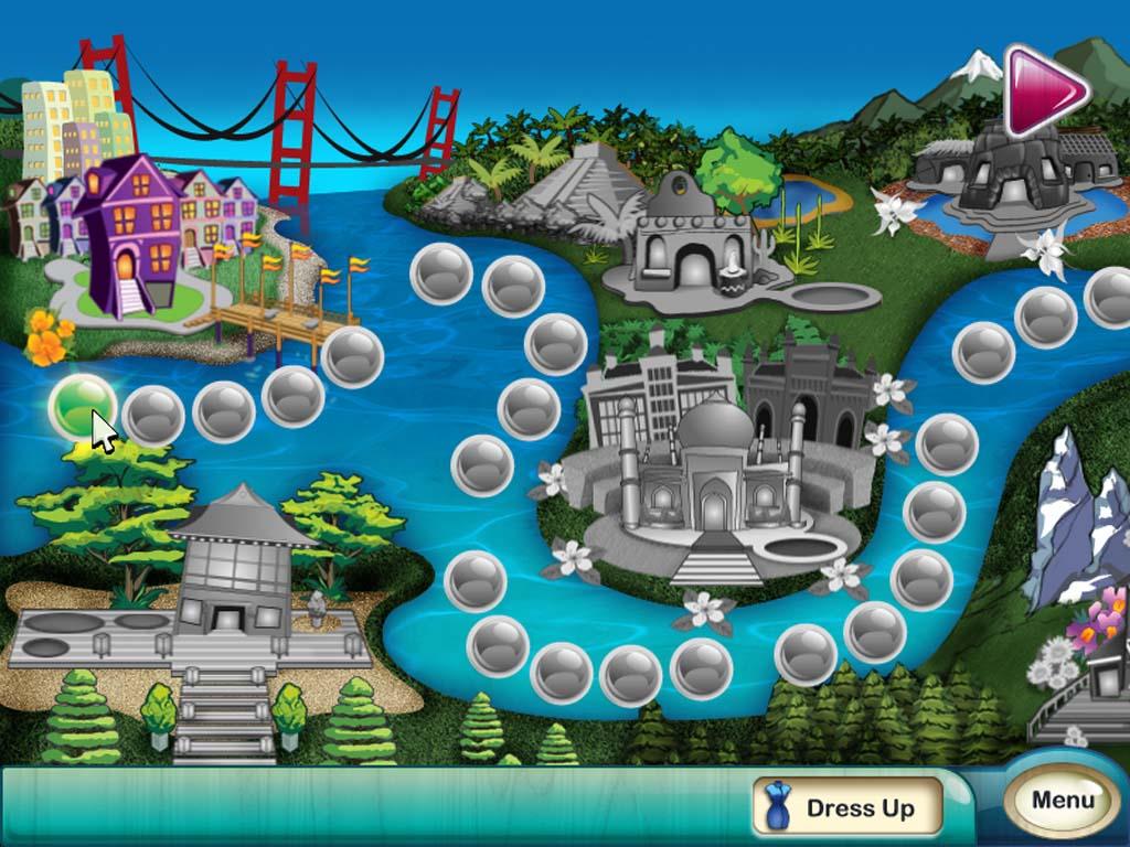 经典模拟经营游戏《疯狂温泉》试玩