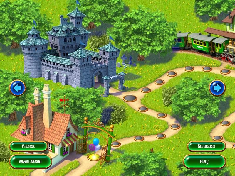 休闲消除游戏《谜题公园》试玩