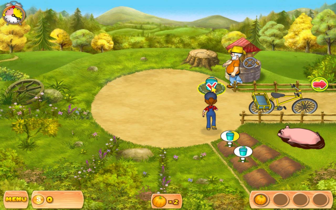 腾讯qq农场游戏;