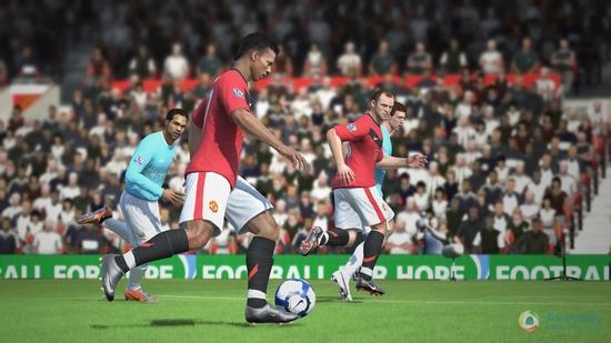 《FIFA11》游戏截图