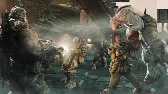 《战争机器3》游戏截图