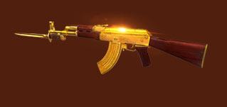 黄金AK47