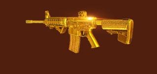 黄金AR15