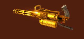 黄金加特林