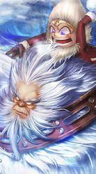 雪人骑士-努努(Nunu)