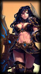 战争女神-希维尔(Sivir)